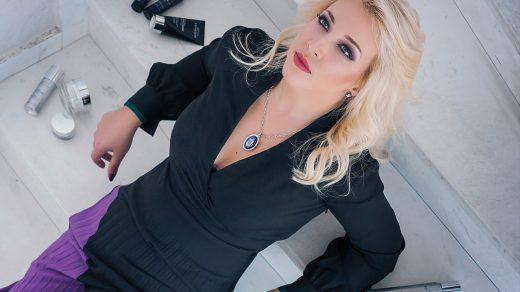Ирина Белчева е посланник на красотата